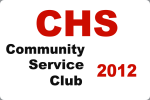 Central High School Community Service Club