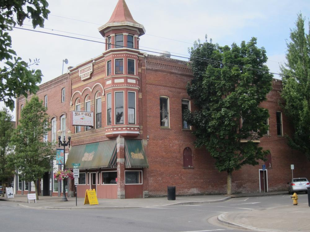 206 S Main Street The Cooper Building The City Of